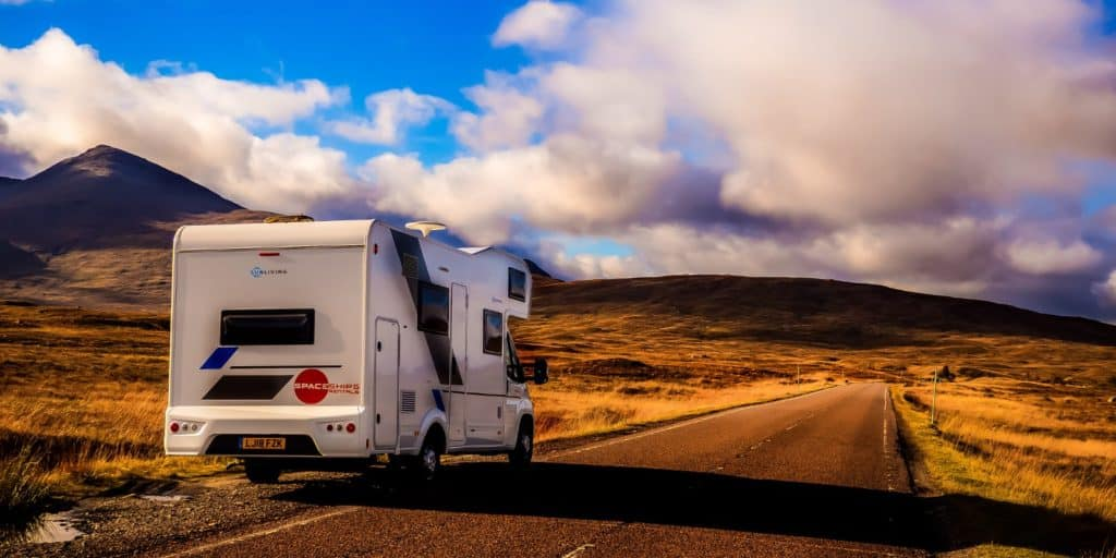 Freedom to explore by motorhome: buy or hire one